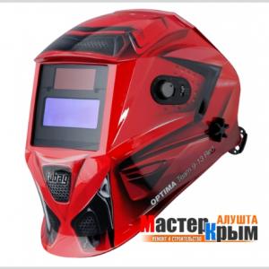 Маска сварочная Fubag Оптима 9-13 Red