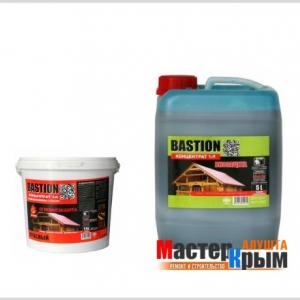 Огнебиозащита 1 кг БАСТИОН бесцветная