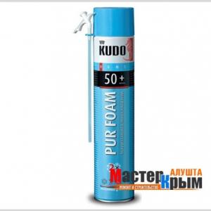 Пена бытовая KUDO 50+