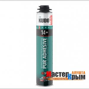 Пена-клей бытовая для теплоизоляции KUDO 1000мл