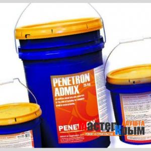 Пенетрон Адмикс 4 кг