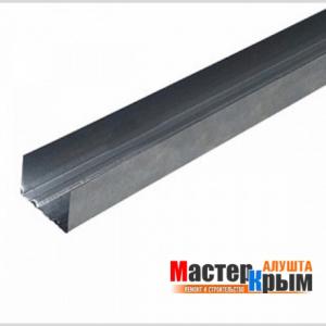 Профиль UD 27*28мм 3м 0,55 усиленный