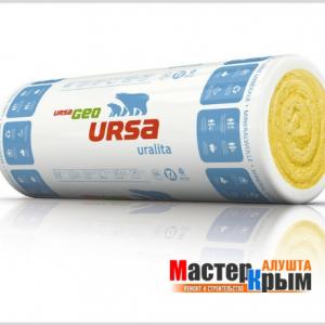 Вата минеральная URSA 50 мм (24 м2)