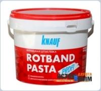Шпатлевка готовая Ротбанд Паста 18 кг