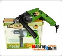 Дрель Procraft 950