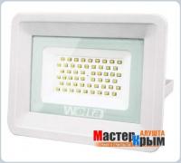 Прожектор 50W IP65 Wolta белый