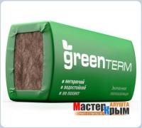Вата минеральная GreenTerm плита 50мм.(12 м2)