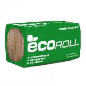 Вата минеральная ECCOROL рулон (17,2 м2)