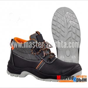 Ботинки Анталекс-Премиум юфтевые ПК подносок 200Дж ПУ-ТПУ
