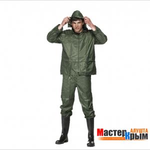 Костюм влагозащитный Ливень зел. КОС-445 052