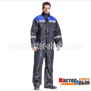Куртка ут. Гастарбайтер-Анталексчерн/вас 100% ПЭ 2-слойный синтепон