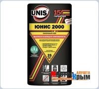 Клей для плитки ЮНИС 2000 25 кг