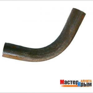 Отвод черный сварка 15 мм