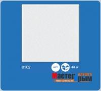 Плита потолочная белая ГЛАДКАЯ 0102