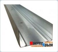 Профиль CW 75*50мм 4м 0,55 металл