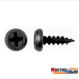 Винты 3,5х11 черн. по металлу (1000)