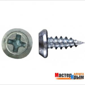 Винты 3,5х11 ОЦИНК. по металлу (1000)