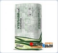 Клей для плитки Утепляйка Керамо 25 кг